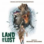 Land of the Lost Soundtrack CD. Land of the Lost Soundtrack