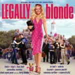Legally Blonde Soundtrack CD. Legally Blonde Soundtrack