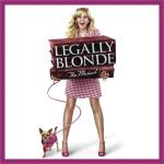Legally Blonde Musical Soundtrack CD. Legally Blonde Musical Soundtrack