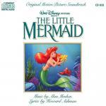 Little Mermaid Soundtrack CD. Little Mermaid Soundtrack
