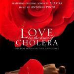 Love in the Time of Cholera Soundtrack CD. Love in the Time of Cholera Soundtrack