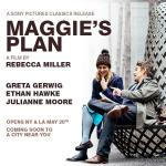 Maggie's Plan Soundtrack CD. Maggie's Plan Soundtrack