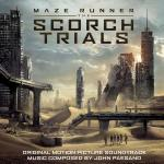 Maze Runner: The Scorch Trials Soundtrack CD. Maze Runner: The Scorch Trials Soundtrack