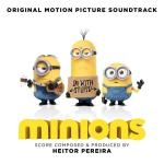 Minions Soundtrack CD. Minions Soundtrack
