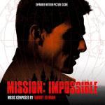 Mission Impossible Soundtrack CD. Mission Impossible Soundtrack