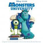 Monsters University Soundtrack CD. Monsters University Soundtrack