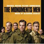 Monuments Men, The Soundtrack CD. Monuments Men, The Soundtrack