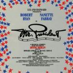 Mr. President Soundtrack CD. Mr. President Soundtrack