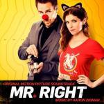 Mr. Right Soundtrack CD. Mr. Right Soundtrack