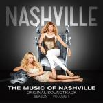 Nashville season 1 Soundtrack CD. Nashville season 1 Soundtrack