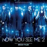 Now You See Me 2  Soundtrack CD. Now You See Me 2  Soundtrack