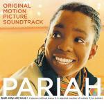 Pariah Soundtrack CD. Pariah Soundtrack