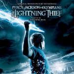 Percy Jackson & The Olympians: The Lightning Thief Soundtrack CD. Percy Jackson & The Olympians: The Lightning Thief Soundtrack