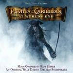 Pirates Of The Caribbean: At World's End Soundtrack CD. Pirates Of The Caribbean: At World's End Soundtrack