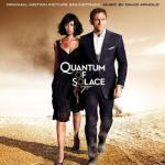 Quantum of Solace Soundtrack CD. Quantum of Solace Soundtrack