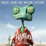 Rango Soundtrack CD. Rango Soundtrack