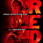 Red Soundtrack CD. Red Soundtrack
