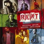 Rent Soundtrack CD. Rent Soundtrack