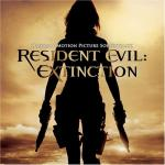 Resident Evil : Extinction Soundtrack CD. Resident Evil : Extinction Soundtrack