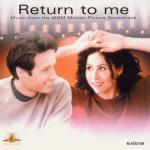 Return To Me Soundtrack CD. Return To Me Soundtrack
