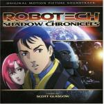 Robotech: The Shadow Chronicles Soundtrack CD. Robotech: The Shadow Chronicles Soundtrack
