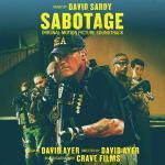 Sabotage Soundtrack CD. Sabotage Soundtrack