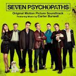 Seven Psychopaths Soundtrack CD. Seven Psychopaths Soundtrack