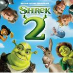 Shrek 2 Soundtrack CD. Shrek 2 Soundtrack