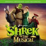 Shrek: The Musical Soundtrack CD. Shrek: The Musical Soundtrack