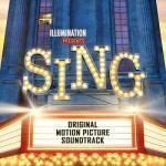 Sing Soundtrack CD. Sing Soundtrack
