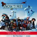 Snowtime! Soundtrack CD. Snowtime! Soundtrack