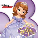 Sofia the First Soundtrack CD. Sofia the First Soundtrack