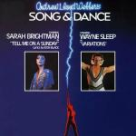 Song & Dance Soundtrack CD. Song & Dance Soundtrack