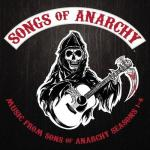 Songs of Anarchy: Music from Sons of Anarchy Season 1-4 Soundtrack CD. Songs of Anarchy: Music from Sons of Anarchy Season 1-4 Soundtrack