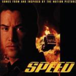 Speed Soundtrack CD. Speed Soundtrack