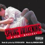 Spring Awakening Soundtrack CD. Spring Awakening Soundtrack