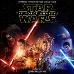 Star Wars: The Force Awakens Soundtrack CD. Star Wars: The Force Awakens Soundtrack