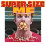 Super Size Me Soundtrack CD. Super Size Me Soundtrack
