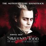 Sweeney Todd The Demon Barber Of Fleet Street Soundtrack CD. Sweeney Todd The Demon Barber Of Fleet Street Soundtrack