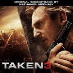 Taken 3 Soundtrack CD. Taken 3 Soundtrack
