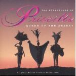 The Adventures Of Priscilla, Queen Of The Desert Soundtrack CD. The Adventures Of Priscilla, Queen Of The Desert Soundtrack