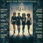 The Craft Soundtrack CD. The Craft Soundtrack