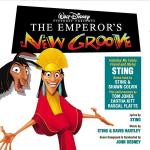 The Emperor's New Groove Soundtrack CD. The Emperor's New Groove Soundtrack