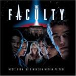 The Faculty Soundtrack CD. The Faculty Soundtrack