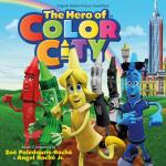 The Hero of Color City Soundtrack CD. The Hero of Color City Soundtrack