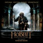 The Hobbit: The Battle of the Five Armies Soundtrack CD. The Hobbit: The Battle of the Five Armies Soundtrack