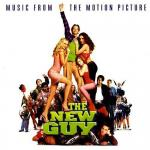 The New Guy Soundtrack CD. The New Guy Soundtrack