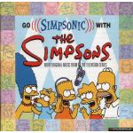 The Simpsons Soundtrack CD. The Simpsons Soundtrack