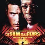 The Sum of All Fears Soundtrack CD. The Sum of All Fears Soundtrack