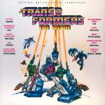 The Transformers Soundtrack CD. The Transformers Soundtrack